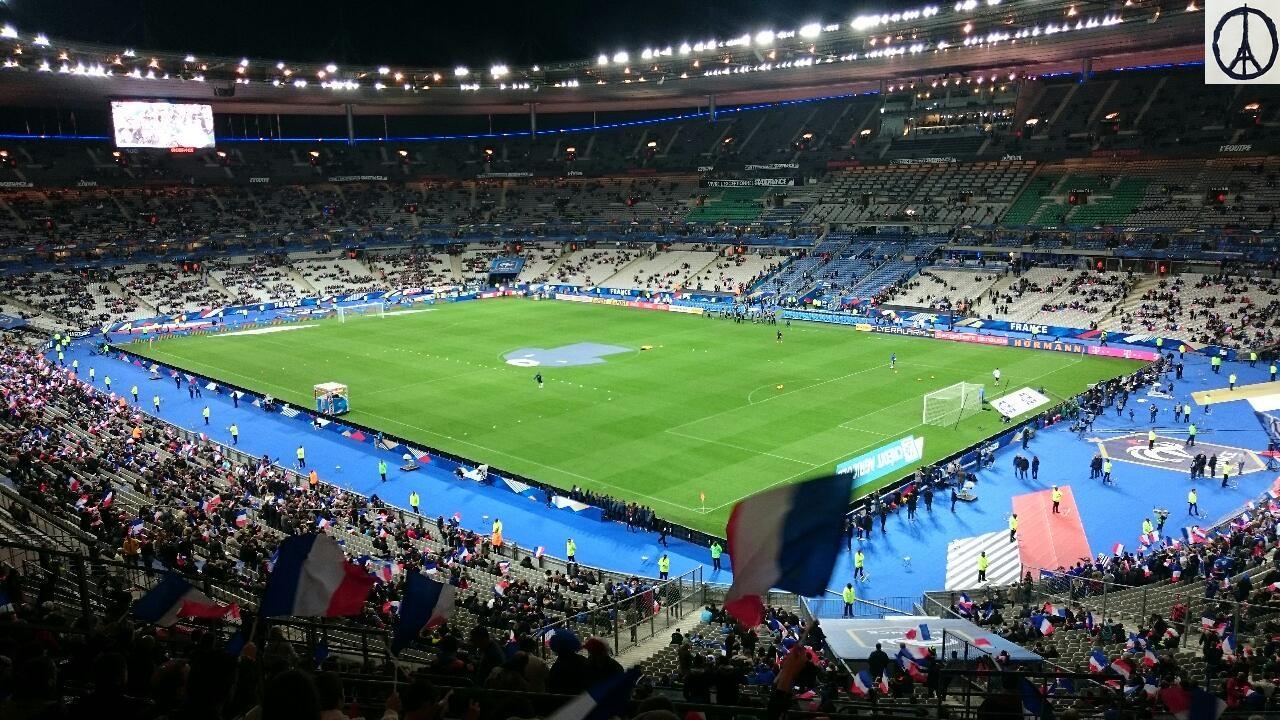 France - Allemagne : 2-0